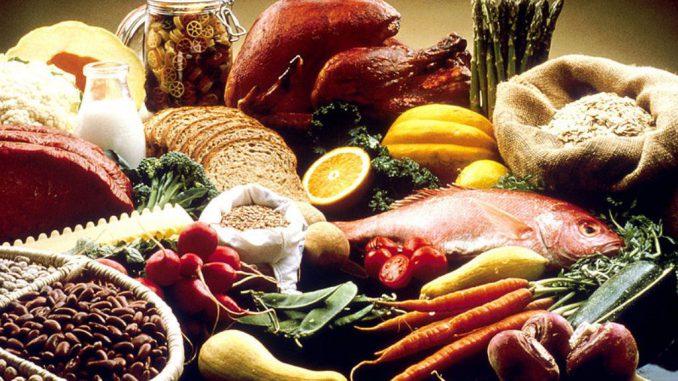the paleo diet menu