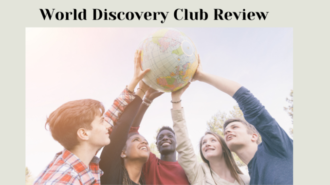what is the world discovery club about