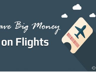 how to save on air travel
