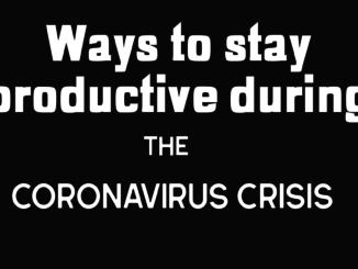 coronavirus crisis