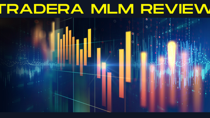 what is tradera mlm about