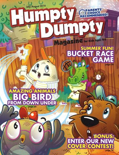 Magazine Subscriptions for Kids and Parents