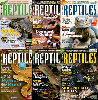 Magazine Subscriptions for Animals