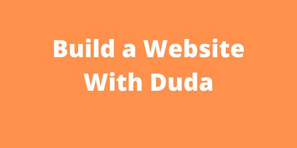 duda website builder review