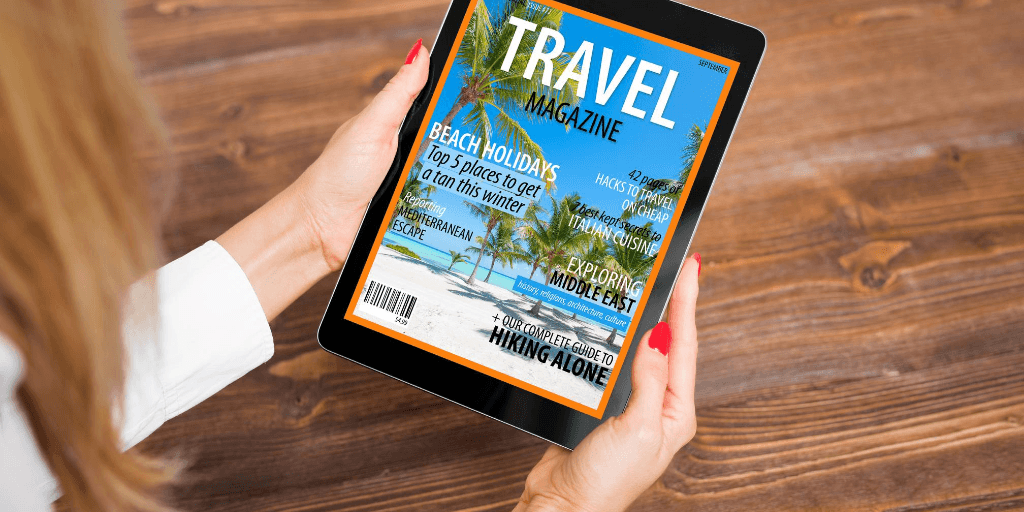 travel magazine subscriptions