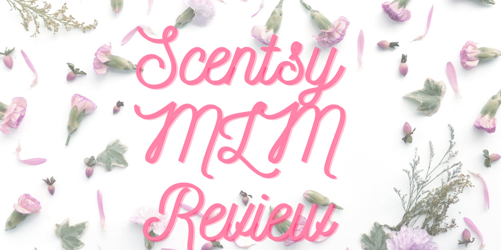 what is scentsy mlm about