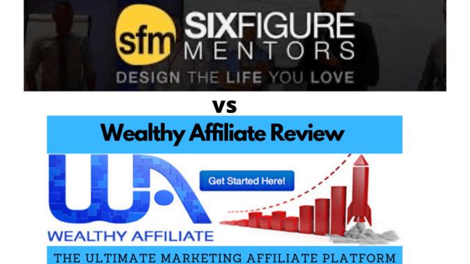 six figure mentors vs wealthy affiliate