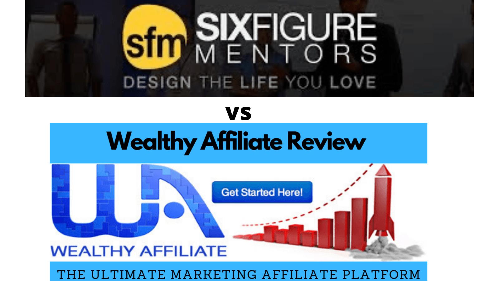 six figur mentors vs wealthy affiliate