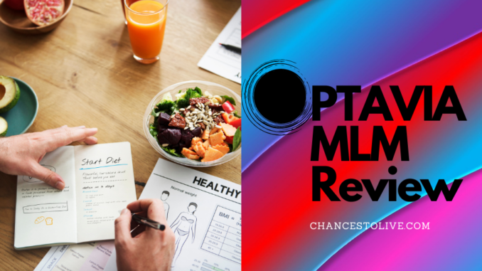 what is optavia mlm about