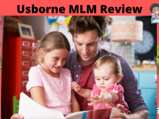 what is usborne mlm about