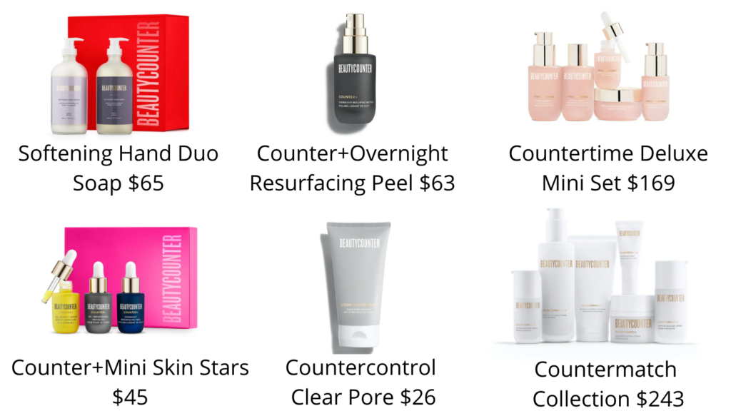 what is beauty counter about