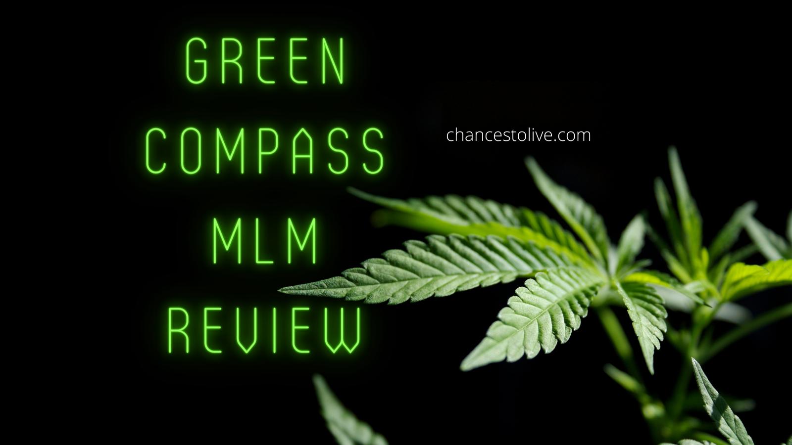 green compass