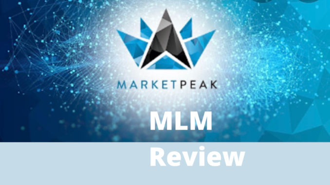 what is marketpeak about