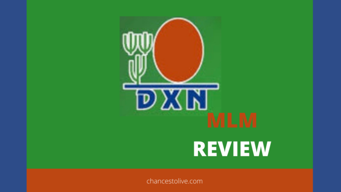 what is dxn about